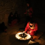 el eremita espectáculo meditacion kiku mistu