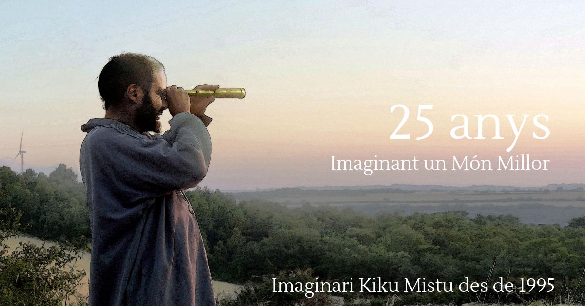 25 anys imaginant un món millor